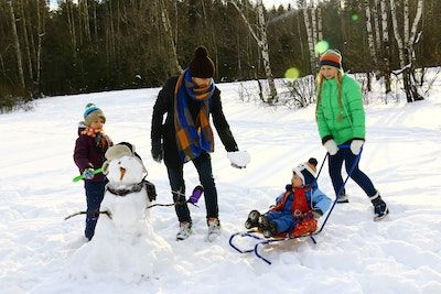 Fun snow day activities for kids